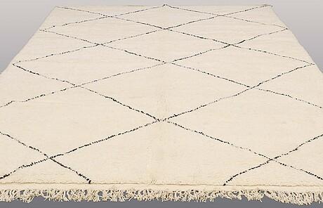 A carpet, morocco, ca 390 x 293 cm.