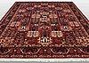 """A carpet, figural baktiari, so called """" saman"""", ca 448 x 319 cm."""
