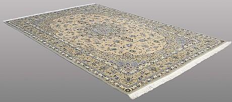Matts täbris, möjligen, 363 x 244cm.
