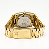 Omega megaquartz, armbandsur, 31 mm.
