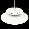 "Poul henningsen, a ""ph 5"", ceiling lamp, for louis poulsen, denmark."