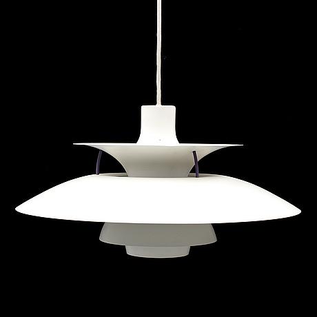 """Poul henningsen, a """"ph 5"""", ceiling lamp, for louis poulsen, denmark."""