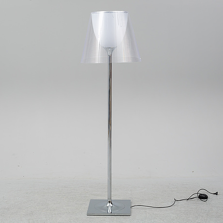 Philippe starck, ktribe, floor lamp, flos.