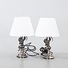 Per torndahl,  a set of table lamps, atelier torndal, 1920-/30's.
