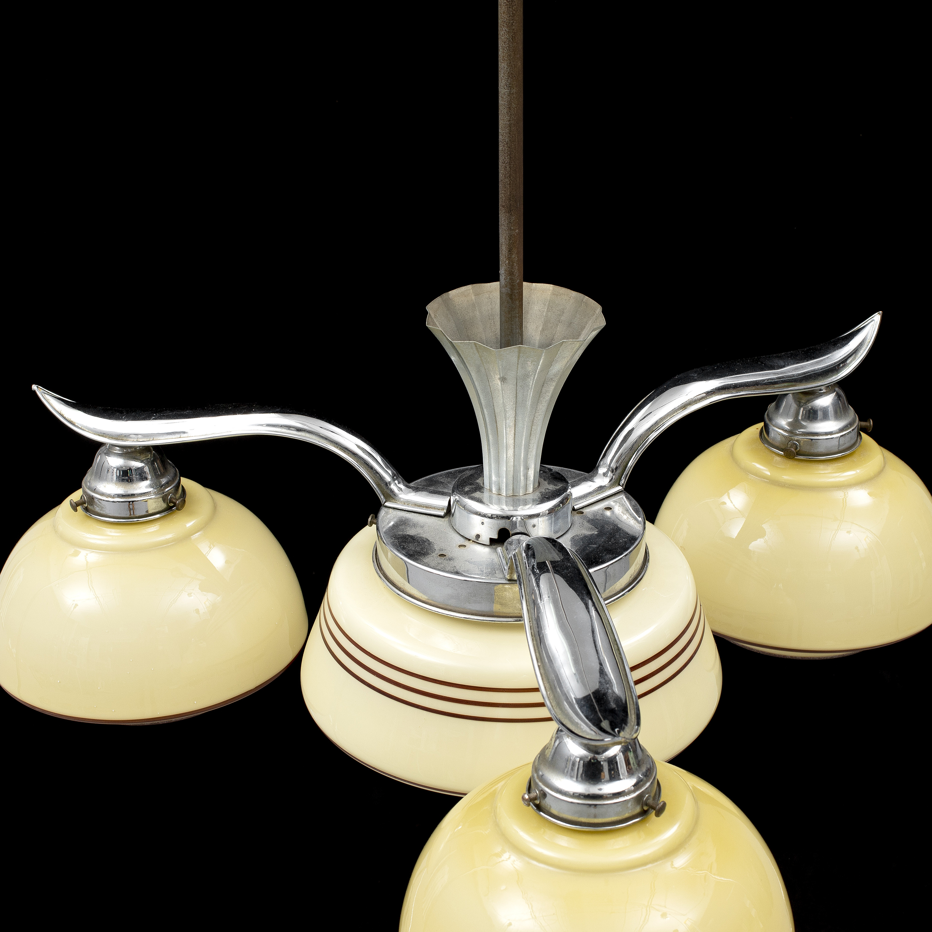A 1930s Ceiling Light Bukowskis