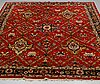 A carpet, semi-antique vorwerk, around 335 x 249 cm.