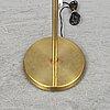 A brass floor light from asea belysning, 1940's/50's.