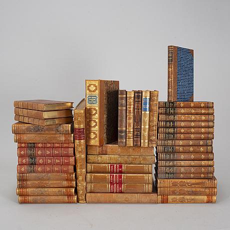 42 swedish books, first half of the 20th century.
