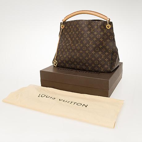 "Louis vuitton, ""artsy"" bag."