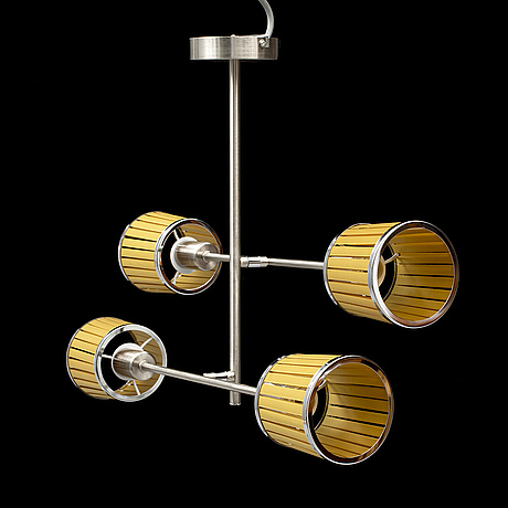 A ceiling light, second half of the 20th century.