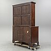 An early 19th century show cabinet.