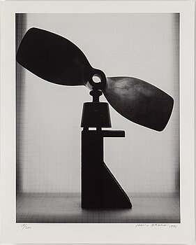 HANS GEDDA, offset print, signed and numbered 19/200.
