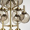 Luxus, a ceiling lamp, mid 20th century.
