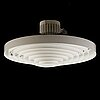 Lisa johansson-pape, ceiling light 71-148 for orno, later half of the 20th century.