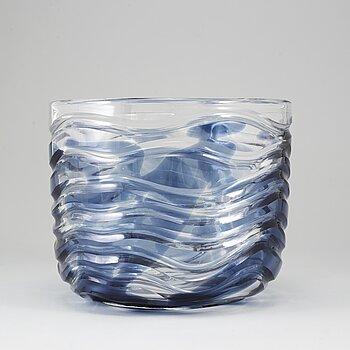 INGEBORG LUNDIN,  a glass bowl from Orrefors.