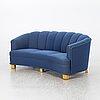 A 1940's sofa.