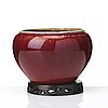 A flambé glazed censer, qing dynasty, 19th century.