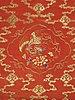 A silk embroidery, qing dynasty, 19th century.