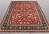 A carpet, sarouk, ca 295 x 190 cm.