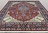 A carpet,  najafabad, ca 425 x 315 cm.