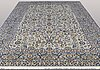 A carpet, kashan, ca 387 x 280 cm.