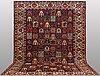 A carpet, semi- antique baktiari, ca 473 x 330 cm.