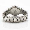 Tag heuer professional, 'kirium', wrist watch, 41 mm with crown.