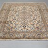 A carpet, keshan, ca 288 x 199 cm.