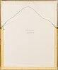 Pentti kaskipuro, kuivaneulaetsaus, signeerattu ja päivätty 1981. merkattu 3/40.