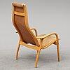Yngve ekstrÖm, a 'lamino' easy chair, swedese.