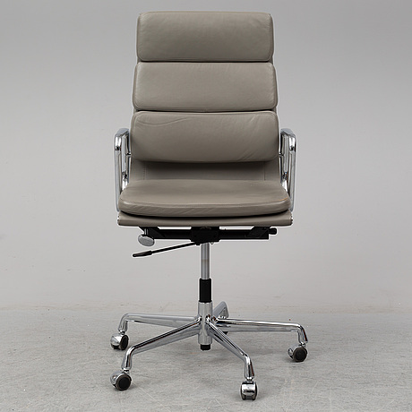 Charles and ray eames, an ea 219 chair, vitra.