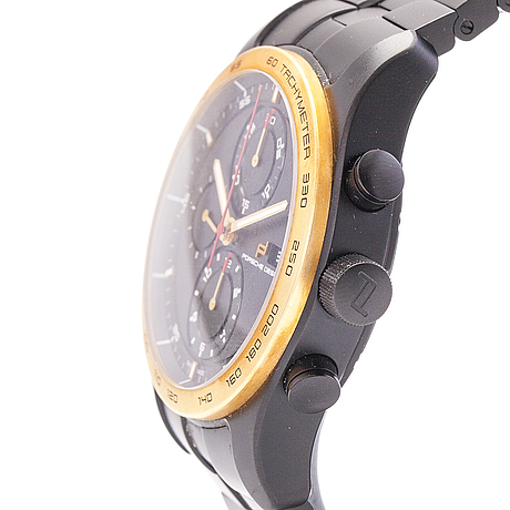 Porsche design, chronotimer series 1, titaania, automaattinen, 42 mm.