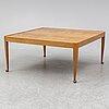 Josef frank, a model 2073 coffee table, for svenskt tenn, sweden, before 1985.