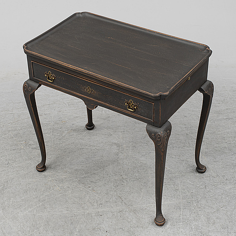 A first half of the 20th century tray table.