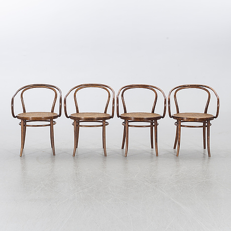 4 armchairs.