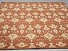 An oriental carpet, ca 308 x 252 cm.
