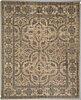 An oriental carpet, ca 301 x 247 cm.