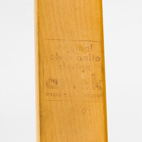 Alvar aalto, a 'paimio no 91', for artek.