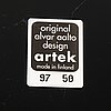 Alvar aalto, pöytä, malli 915, artek 1997.