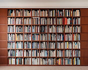 91. The Jan-Eric Löwenadler vast and important library of art litterature.