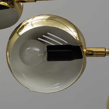 """Golvlampa, """"lamp gustaf"""", 1970/80-tal."""