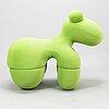 Eero aarnio, a 'pony' for adelta.