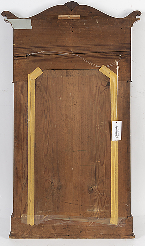 Spegel med konsolbord, karl johan, 1800-talets första hälft.