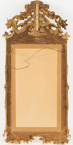 Mirror, second half of the 19th century.