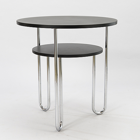 Pauli blomstedt, a table, 'post deco' collection, adelta 1980/90's.