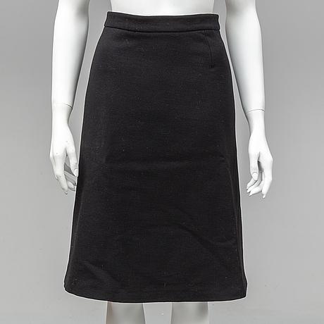 Miu miu, skirt, italian size 40.