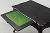 Skrivbord, rokokstil, sent 1800-tal.