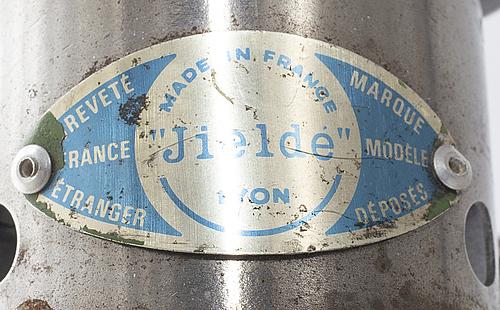 A jielde floor lamp, france, designed in 1950.