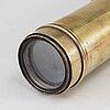 A french tubular binocular, first half of the 20th century.