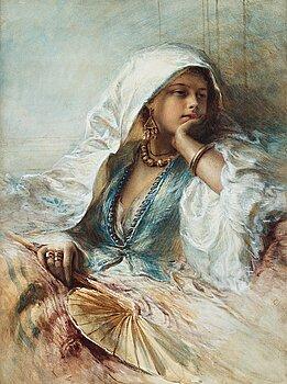 "332. Egron Lundgren, ""The Sultana""."